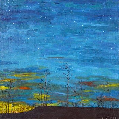 [A1421-0020] Starry Starry Night