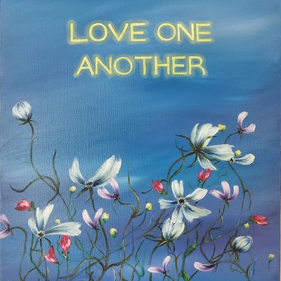 [A1567-0024] love one another